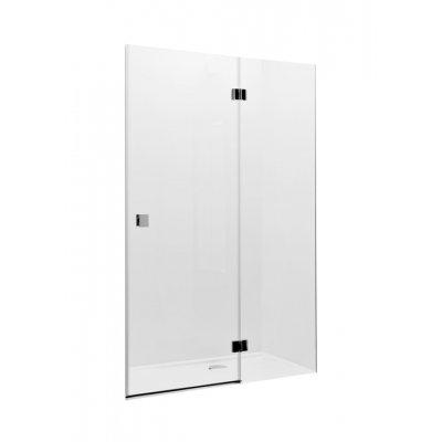 Roca Metropolis drzwi prysznicowe 100 cm z polem stałym AMP3410012M