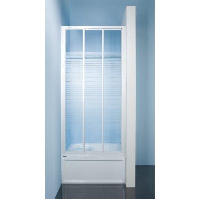 Drzwi prysznicowe przesuwne 120-130 cm typ DTr-c Sanplast Classic 600-013-1861-10-410
