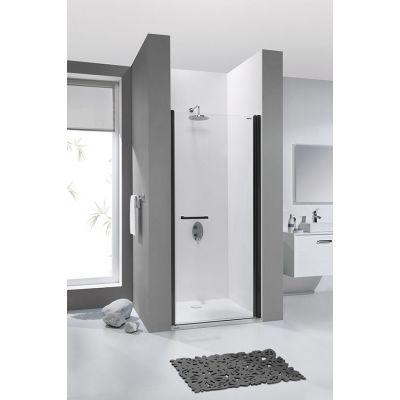 Sanplast Prestige III DJ/PRIII drzwi prysznicowe 80 cm szkło przezroczyste 600-073-0730-59-401