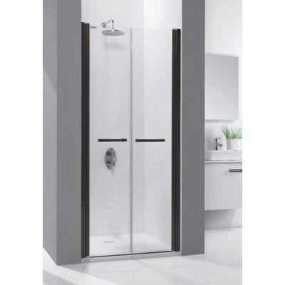Sanplast Prestige III DD/PRIII drzwi prysznicowe 80 cm szkło przezroczyste 600-073-0920-59-401