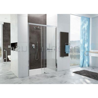 Sanplast Free Zone drzwi wnękowe 150 cm przesuwne lewe D2L/FREEZONE-150-S smW0 600-271-3210-39-401
