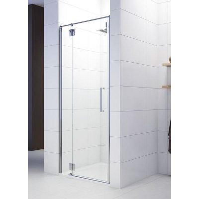 Sanplast Space Line drzwi prysznicowe 120 cm wnękowe lewe DJ2L/SPACE-120 600-100-1700-42-401