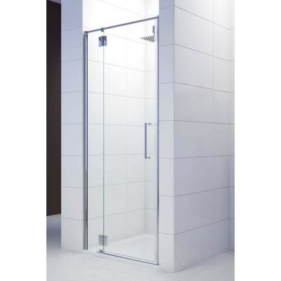 Sanplast Space Line drzwi prysznicowe 110 cm wnękowe lewe DJ2L/SPACE-110 600-100-1680-42-401