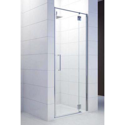 Sanplast Space Line drzwi prysznicowe 80 cm wnękowe prawe DJ2P/SPACE-80 600-100-1630-42-401
