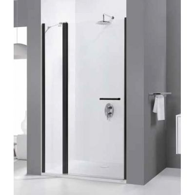 Sanplast Prestige III DJ2/PRIII drzwi prysznicowe 120 cm szkło przezroczyste 600-073-0830-59-401