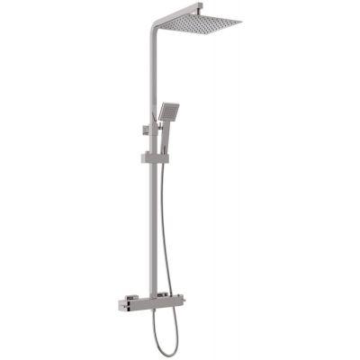 Teka Soller zestaw prysznicowy ścienny termostatyczny z deszczownicą chrom 852370200