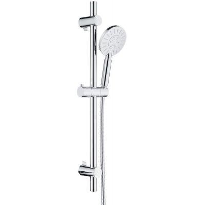 Tiger Splash Akcent zestaw prysznicowy ścienny chrom 1714940344