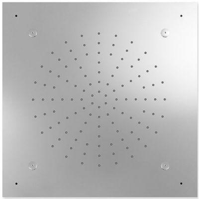 Tres Exclusive deszczownica 50 cm kwadratowa chrom 299.954.01