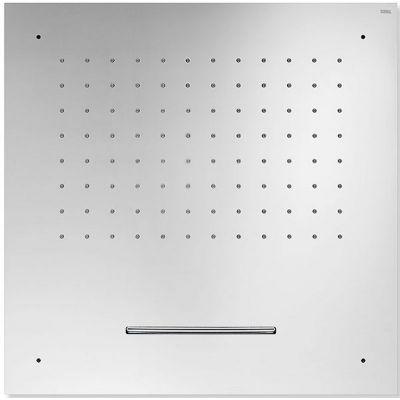 Tres Loft deszczownica 50 cm kwadratowa z kaskadą chrom 299.955.01