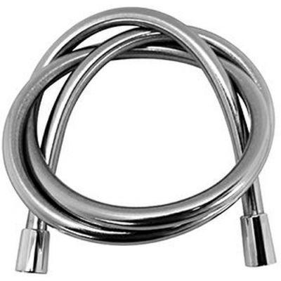 Zucchetti Isyfresh wąż prysznicowy 150 cm PCV srebrny Z94130