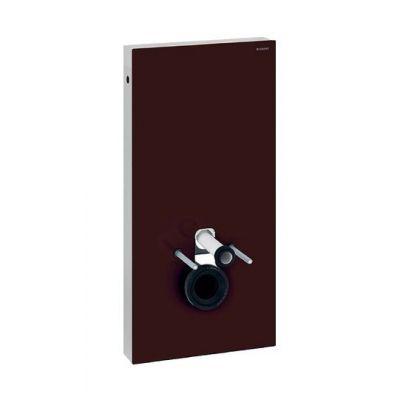 Geberit Monolith moduł sanitarny do WC wiszącego H101 szkło umbra/aluminium 131.022.SQ.5