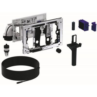 Geberit DuoFresh pojemnik na kostki higieniczne z automatycznym uruchamianiem chrom błyszczący 115.052.21.1