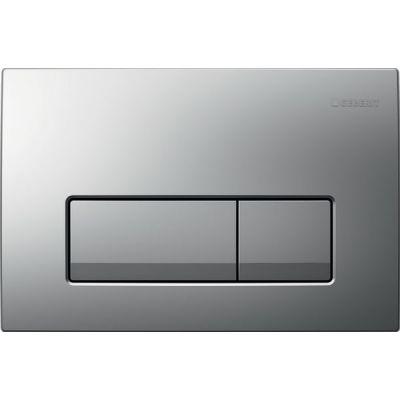 Geberit Delta51 przycisk spłukujący chrom matowy 115.105.46.1