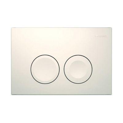 Geberit Delta21 przycisk spłukujący biały-alpin UP100 115.125.11.1