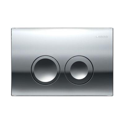 Geberit Delta21 przycisk spłukujący chrom błyszczący UP100 115.125.21.1