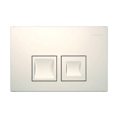 Geberit Delta50 przycisk spłukujący biały-alpin UP100 115.135.11.1