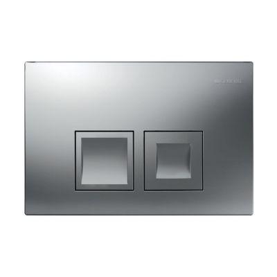 Geberit Delta przycisk spłukujący chrom matowy UP100 50 115.135.46.1