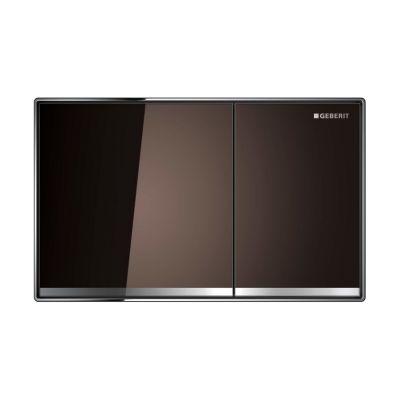 Geberit Sigma60 przycisk spłukujący szkło umbra 115.640.SQ.1