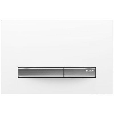 Geberit Sigma50 przycisk spłukujący do WC biały-alpin 115.788.11.2