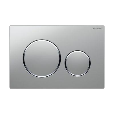 Geberit Sigma20 przycisk spłukujący chrom mat/ chrom błyszczący/chrom mat 115.882.KN.1