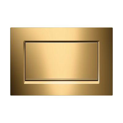 Geberit Sigma30 przycisk spłukujący złocony 115.893.45.1