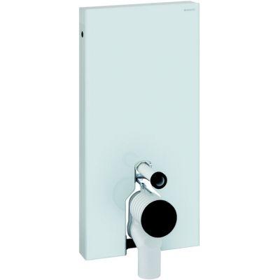Geberit Monolith moduł sanitarny do WC stojącego szkło/sand 131.003.TG.5