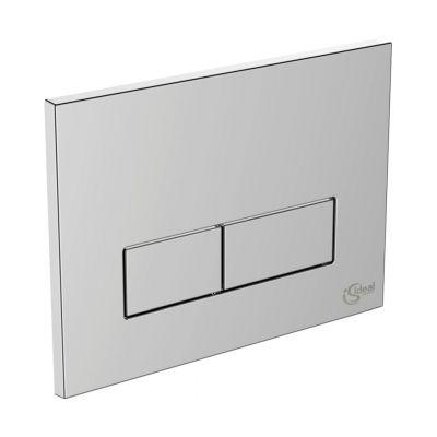 Ideal Standard przycisk spłukujący do stelaża chrom matowy W3708AD