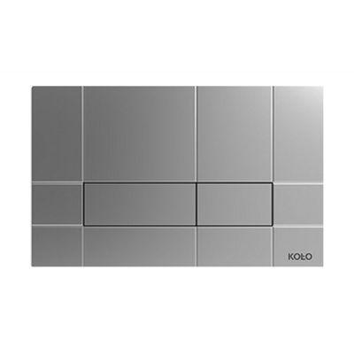 Koło Box przycisk spłukujący chrom mat 94161-003