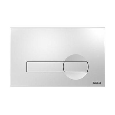 Koło Clip przycisk spłukujący chrom 94163-002