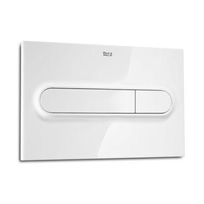 Roca PL1 przycisk spłukujący biały A890095000