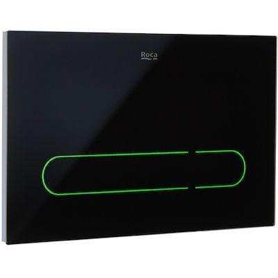 Roca EP1 przycisk spłukujący elektroniczny czarny A890104008