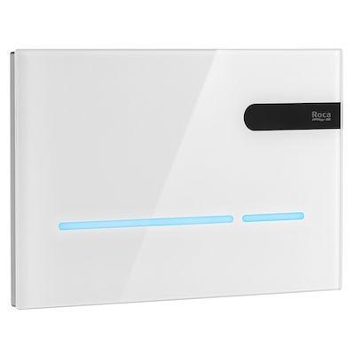 Roca EP2 przycisk spłukujący elektroniczny biały A890104009
