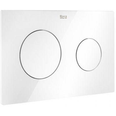 Roca PL10 przycisk spłukujący biały A890189000