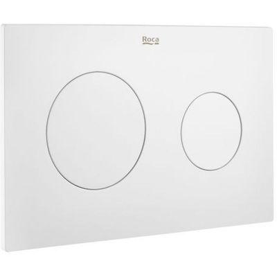 Roca PL10 przycisk spłukujący biały mat A890189207