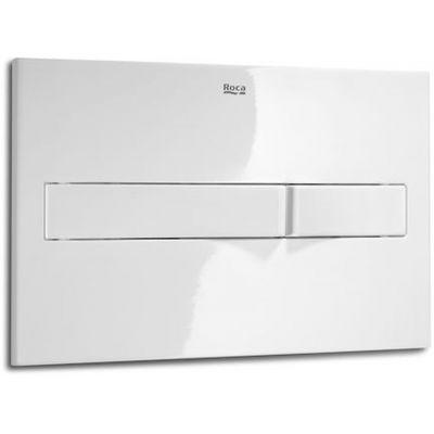Roca PL2 przycisk spłukujący biały A890196000