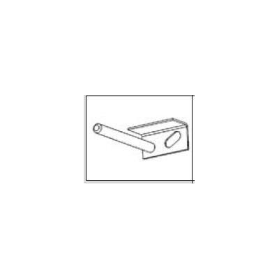 Tece Profil mocowanie stelaża podtynkowego proste 9.380.300
