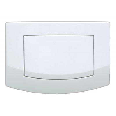Tece Ambia przycisk spłukujący do WC biały antybakteryjny 9.240.140