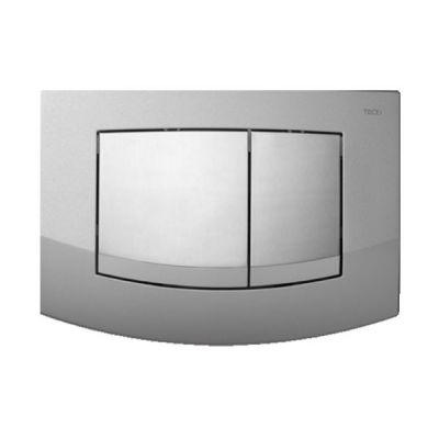 Tece Ambia przycisk spłukujący do WC chrom matowy/połysk 9.240.253