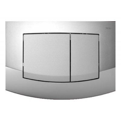 Tece Ambia przycisk spłukujący do WC chrom połysk/matowy 9.240.254
