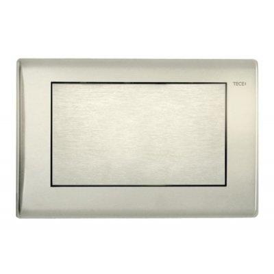 Tece Planus przycisk spłukujący do WC stal szczotkowana 9.240.310