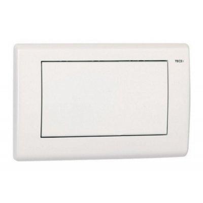 Tece Planus przycisk spłukujący do WC biały matowy 9.240.312