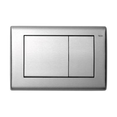 Tece Planus przycisk spłukujący do WC stal szczotkowana 9.240.320