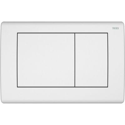 Tece Planus przycisk spłukujący do WC biały mat 9.240.322