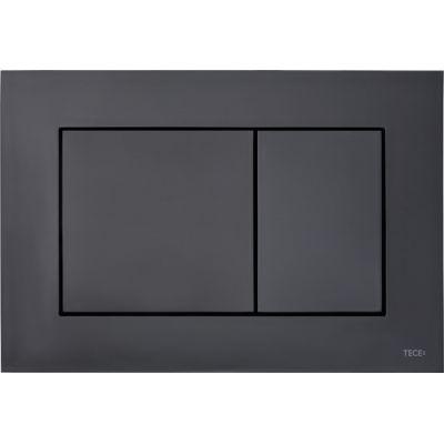 Tece Now przycisk spłukujący czarny mat 9240407