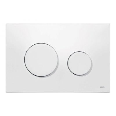 Tece Loop przycisk spłukujący do WC biały 9.240.600