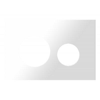 Tece Loop płytka szklana lustrzana 9.240.683