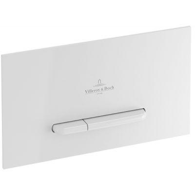 Villeroy & Boch ViConnect E300 przycisk spłukujący do WC biały 92218068