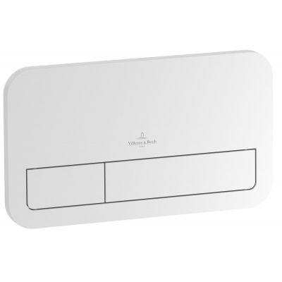 Villeroy & Boch ViConnect E200 przycisk spłukujący do WC biały 92249068