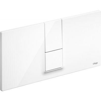 Viega Visign for Style 14 płytka uruchamiająca biel alpejska 654689