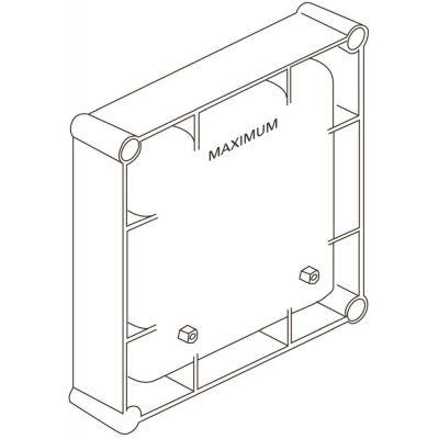 Ideal Standard zawór spłukujący do pisuaru elektroniczny A3795NU